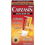 Capzasin Capzasin Arthritis Pain Relief Quick Relief Gel, 1.5 oz (Pack of 2)