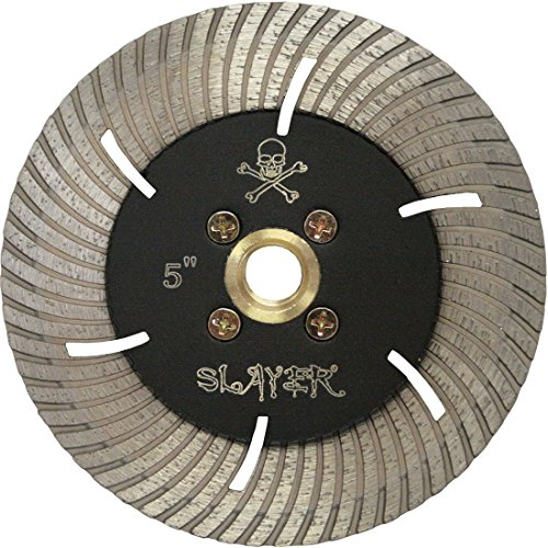 Slayer Cut-N-Grind Wheel With Flush Adapter - 5 ()