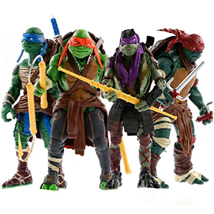 Amazon.com: S.US Teenage Mutant Ninja Turtles Movie 5 ...