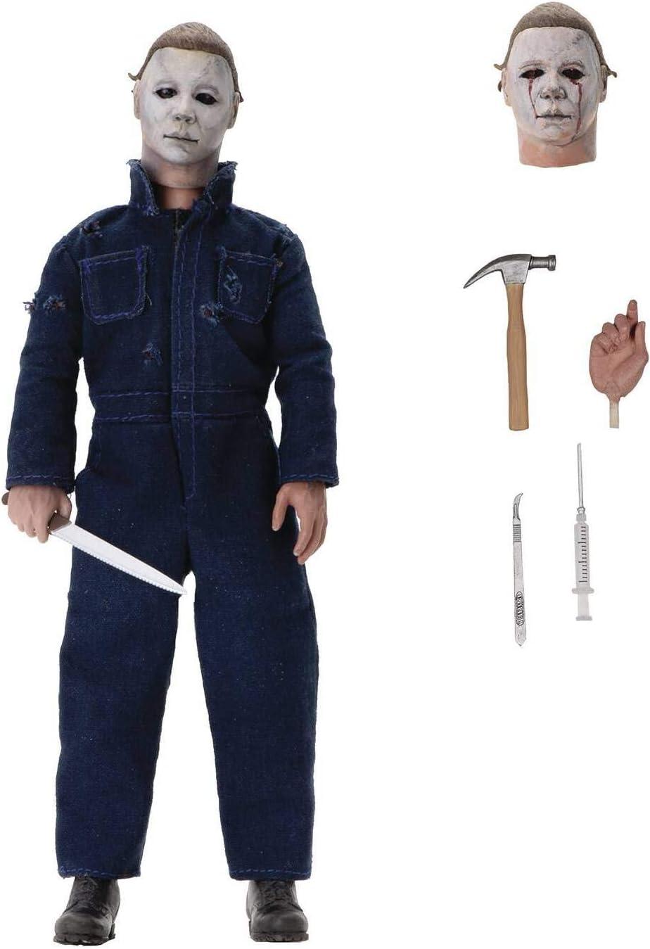Ultimate Michael Myers NECA Halloween 2 – 7″ Scale Action Figure 1981