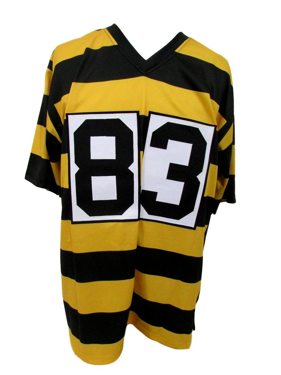 Heath Miller Pittsburgh Steelers Autographed Signed Jersey Striped JSA  135644 at Amazon s Sports Collectibles Store b5c14a66124