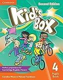 Kid's Box Level 4 Pupil's Book-
