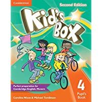 Kid's Box Level 4 Pupil's Book