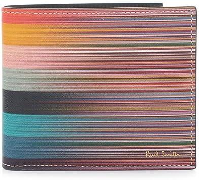 Arruinado embotellamiento distorsión  PS Paul Smith auxc-4832-w954-96 - Cartera para hombre Hombre Multicolor  multicolor talla única: Amazon.es: Equipaje