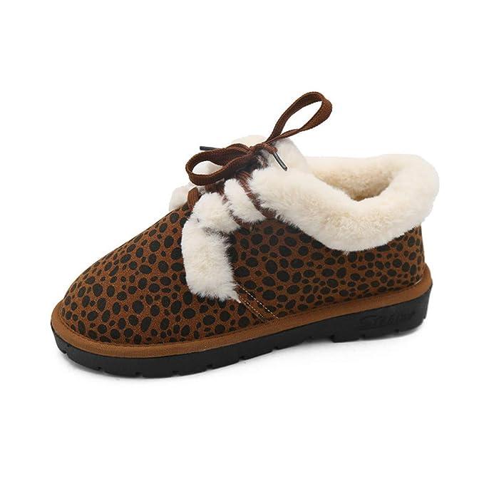GGG-GCH GHH Botas de Nieve, Botines de Mujer, además de Terciopelo, cálido.: Amazon.es: Deportes y aire libre