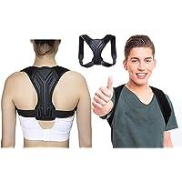 Posture Corrector for Women and Men -Back Brace For Clavicle Support,Comfortably Improve Bad Posture Adjustable Back…