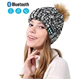Flyproshop Cuffie Bluetooth Cuffie per Cuffie Cuffie per Cuffie Senza Fili  Antivento e Anti Neve Bluetooth 0015c39c0cf4