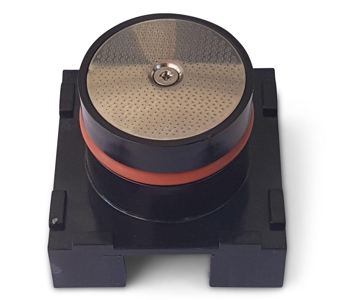 anpress pistó n con filtro y juntas de pistó n para la Saeco Sistema de preparació n coffee in shape