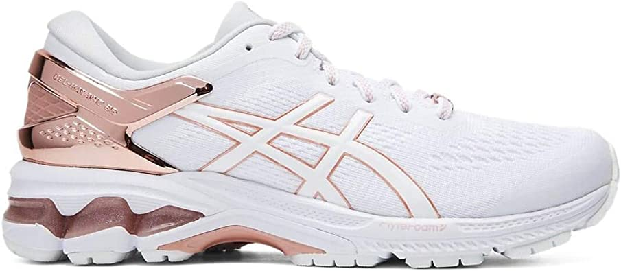 ASICS Gel-Kayano 26 Platinum Womens Zapatillas para Correr - SS20-39.5: Amazon.es: Zapatos y complementos