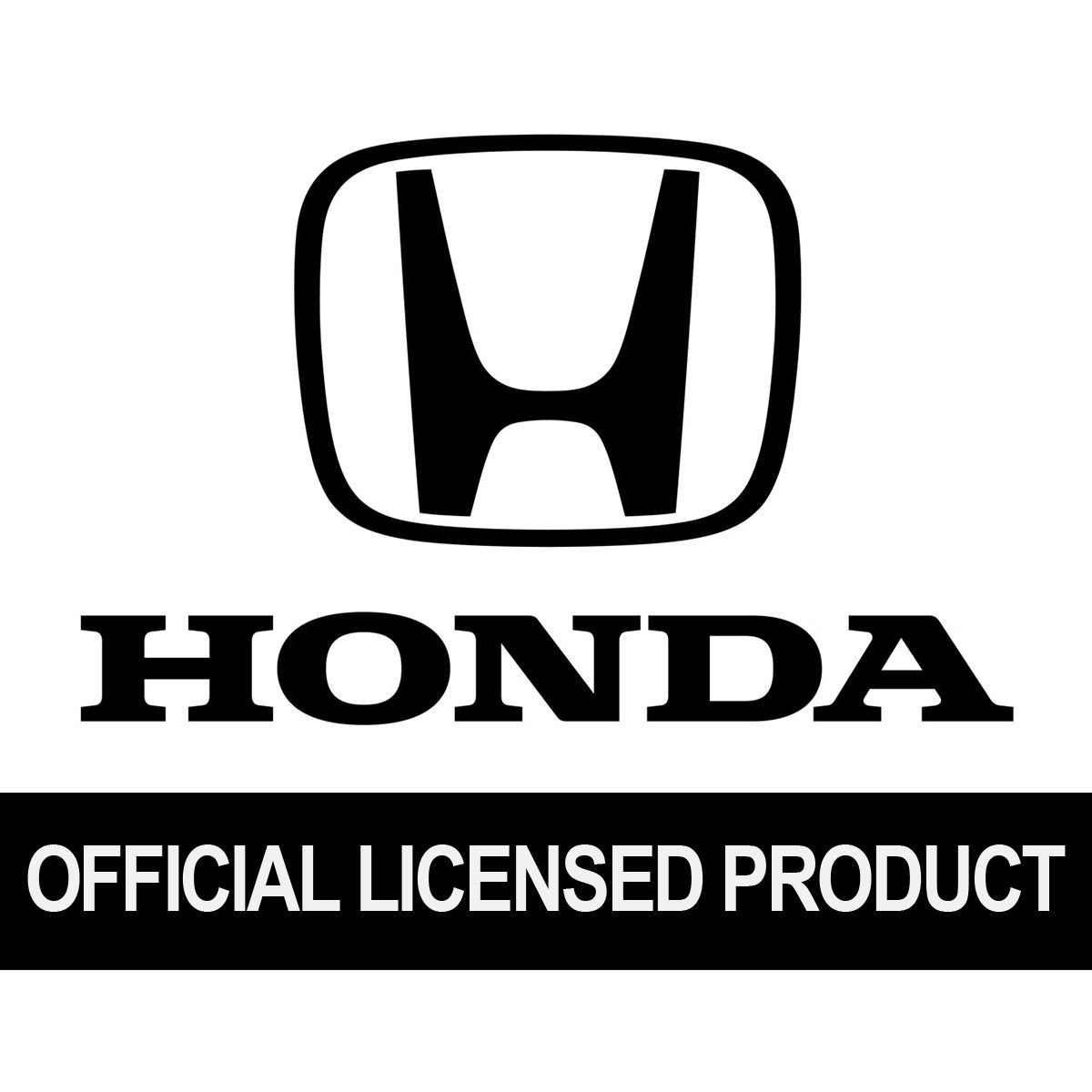 Official Licensed Honda 3D Red Logo Steel Tow Hitch Cover Plug
