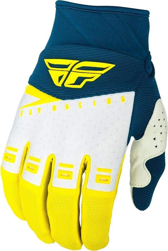 Fly Racing MX Motocross F-16 Gloves Black//White//Grey 13