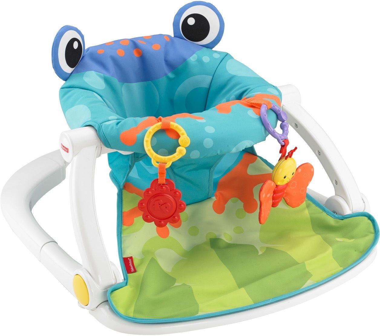 Fisher Price Asiento aprendizaje y diversión Mattel BFB