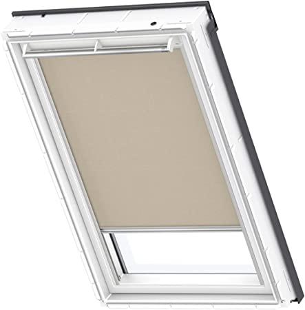 Velux Store Enrouleur Skylight Fenêtre De Toit Sable Ggl