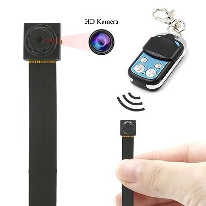 tangmi 1080P HD Mini Cámara oculta, 1200 Mega Pixeles Kleine Mini cámara de vídeo y