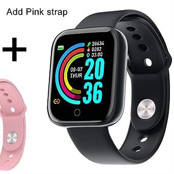 Smart Watch, Hombres Mujeres Presión Arterial Smartwatch Reloj ...