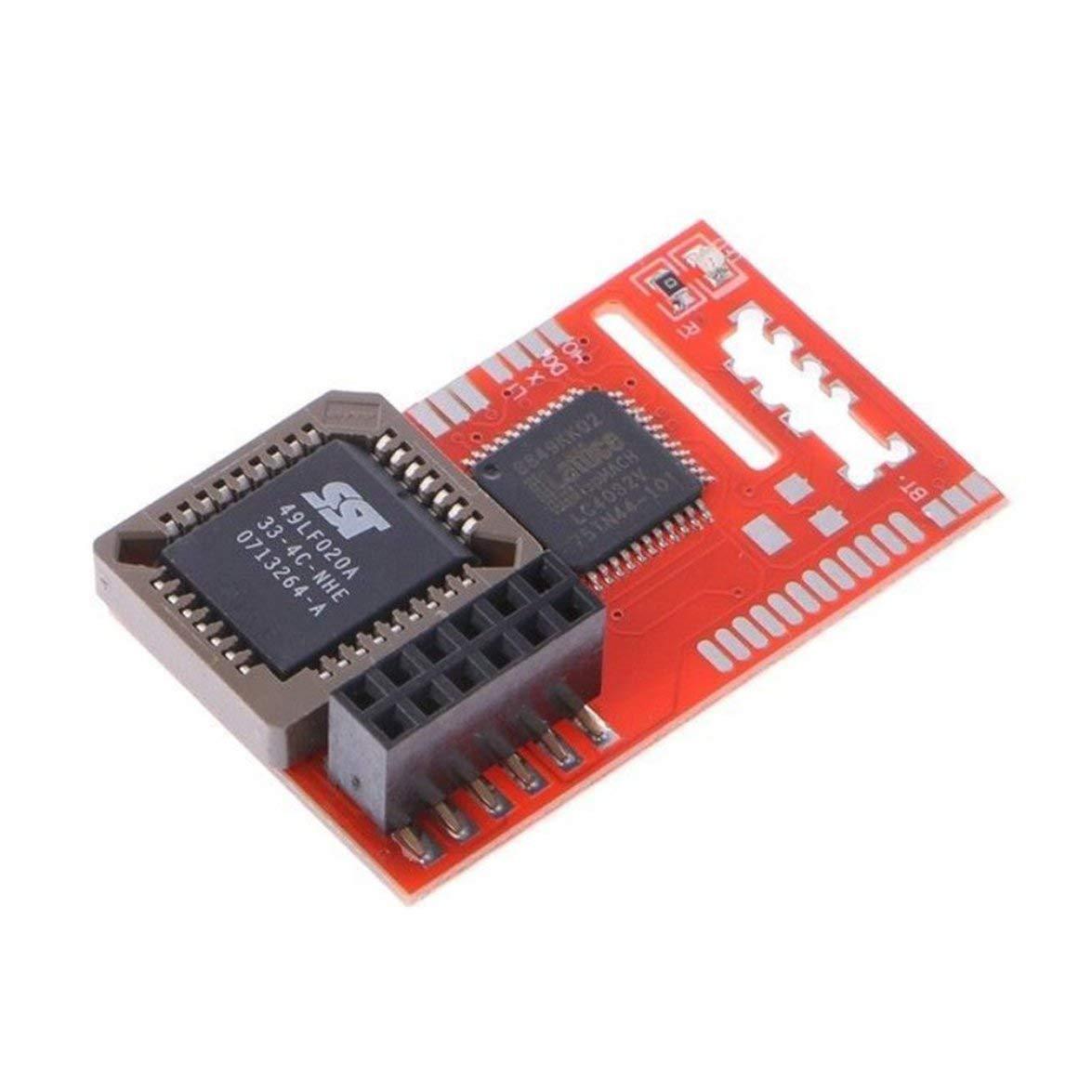 Chip de Mod Kongqiabona para Aladdin XT-4032 Chip de Mod Original legible por m/áquina Adecuado para Xbox