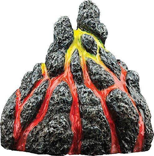 GloFish 77301 Volcano Ornament