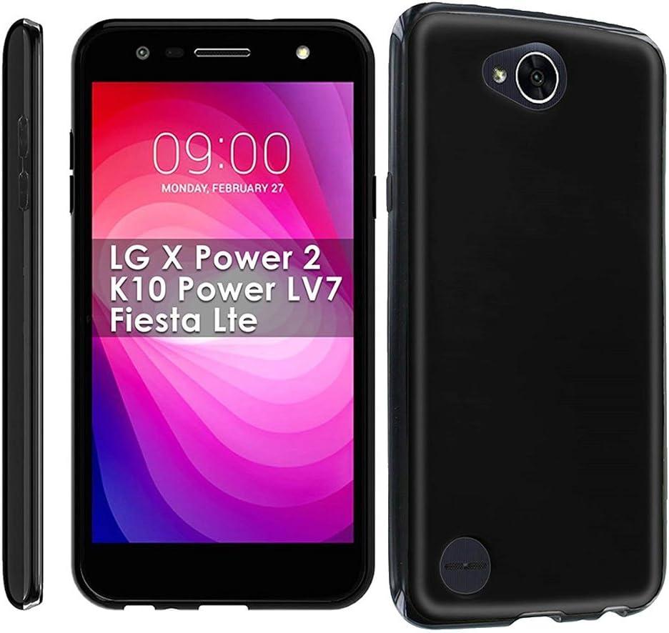 Carcasa para LG X Power 2, LG LV7, Skmy Resistente a los arañazos ...