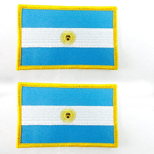 2-argentina-flag-embroidered-iron-on-patch-buenos-aires-national-emblem-applique