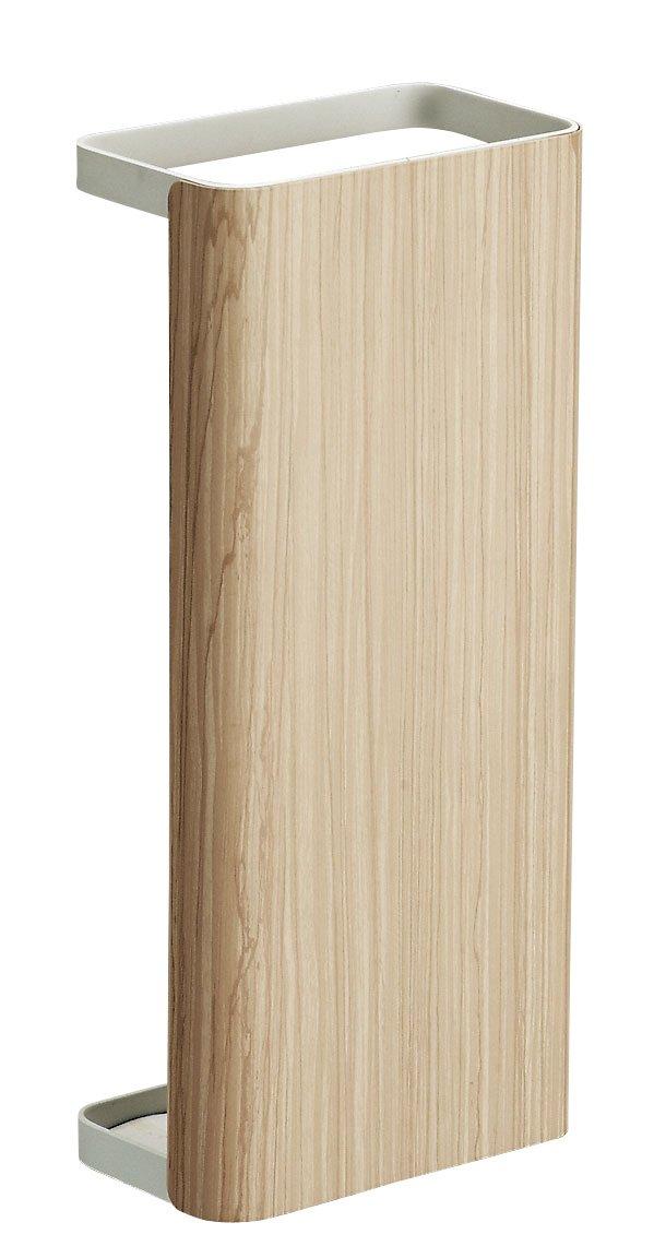 木転写アンブレラスタンドTEERKB-100Mナチュラル B01NCEU8SZナチュラル