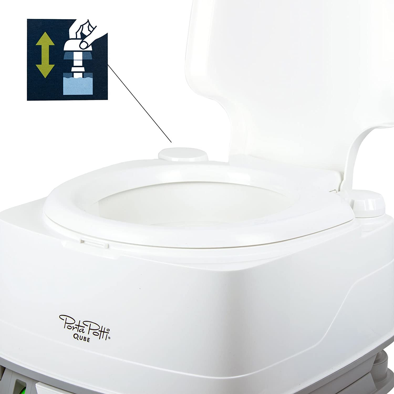 Thetford Porta Potti 365 Camping Mobile Toilet 21Ltr wastetank