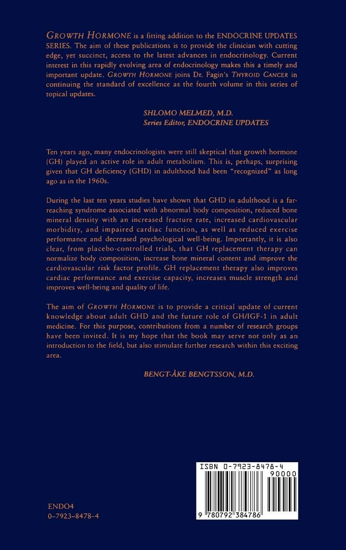 Growth Hormone: Kemal Bengi: 9780792384786: Books - Amazon ca