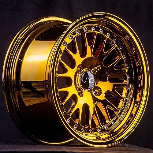 4 bolt gold rims - 3