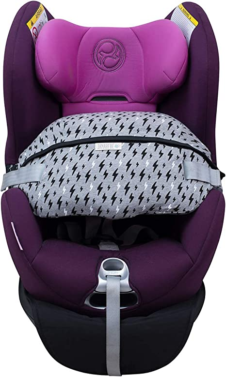 Moon-Bebe Housse pour Cybex Sirona Q iSize gris
