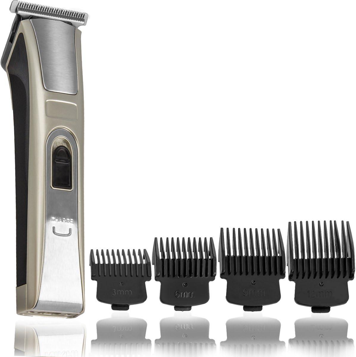 Cortapelos afeitadora eléctrica profesional Máquina de Cortar Pelo ...