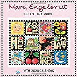 img - for Mary Engelbreit 2020 Collectible Print with Wall Calendar book / textbook / text book
