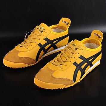 """taiaoke Unisex Zapatillas de running zapatillas de Kung Fu Bruce Lee artes marciales zapatos estilo """""""