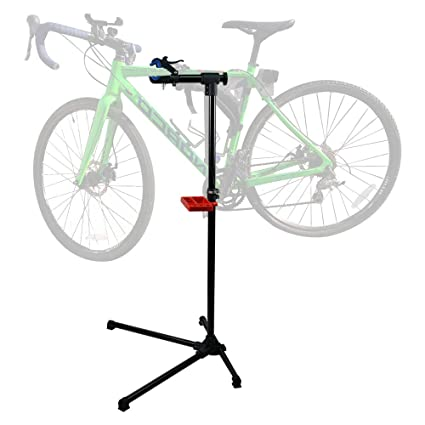4e6c1f0cfe5 T-Former Bike Repair Stand Rack Foldable Cycle Bicycle Workstand Home Pro Mechanic  Maintenance Tool
