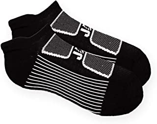 product image for EcoSox / JAG Athletic ZAG MAX Sport Tab Cushion Running Socks with Core Compression