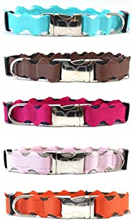 product image for Diva-Dog 'Brick-A-Bark' Custom Engraved Dog Collar