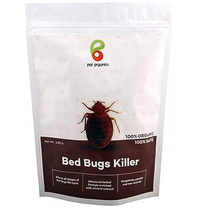 Amazon Com Pindia Bed Bug Killer Certified Organic Kills Bed