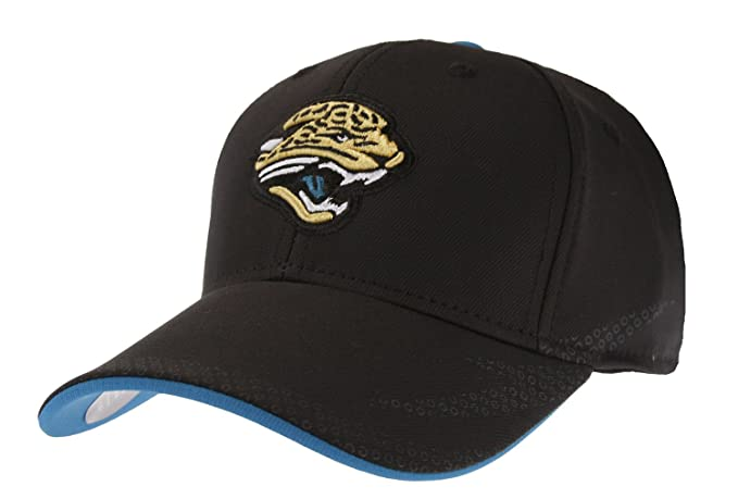 f395a86e Amazon.com: Jacksonville Jaguars NFL Youth Performance Flex Cap Hat ...