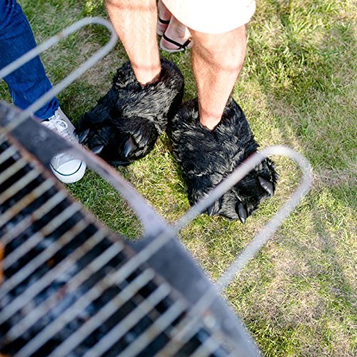 Peluche Zampa Orso Pantofole Unisex Funslippers Inverno Caldo 1fZUw7