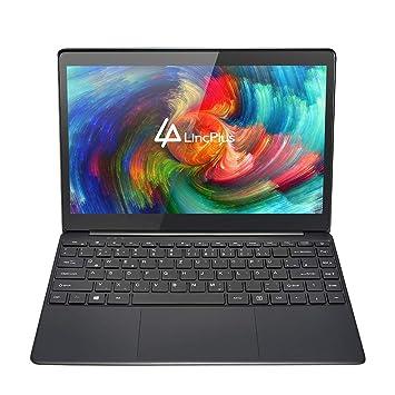 LINC Plus P1 13.3 1920 x 1080 FHD Metal Laptop Ultraligero Delgado Windows 10 Notebook