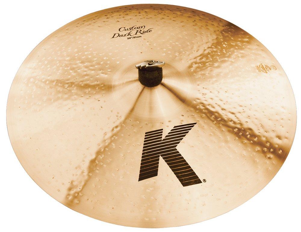 Zildjian K Custom 20'' Dark Ride Cymbal by Avedis Zildjian Company