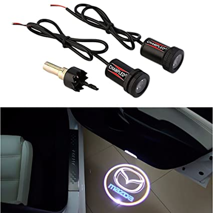 Amazon Champled For Mazda Car Auto Laser Projector Logo