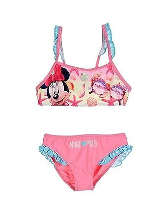 Minnie - Traje de Dos Piezas - para niña: Amazon.es: Ropa y ...