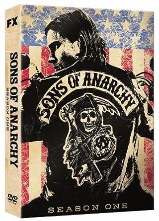 Sons Of Anarchy Season 1 4 Dvd Edizione: Regno Unito Reino ...