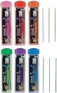 amazon com uni nanodia color mechanical pencil leads 0 5mm 7