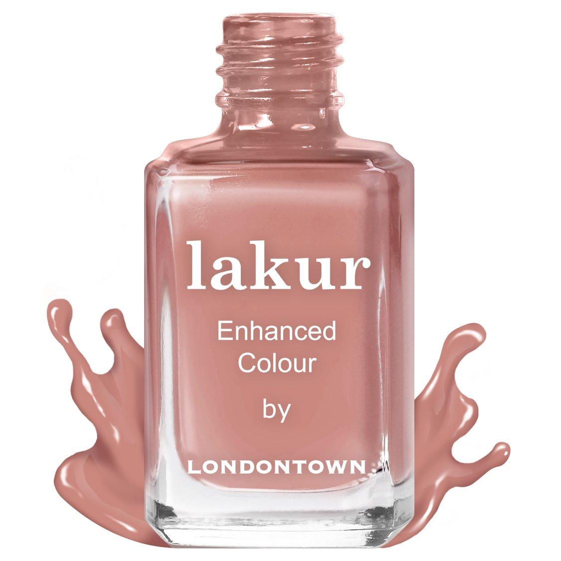 LONDONTOWN Lakur Nail Polish Mauve Over