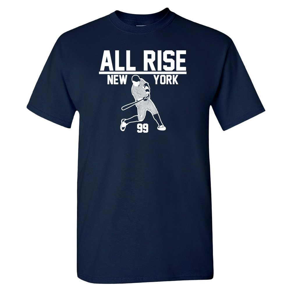 6124a2342 New York All Rise for Judge Shirt