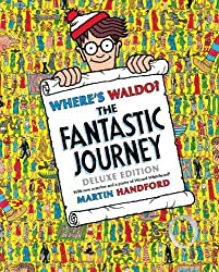 Where's Waldo? The Fantastic Journey: Deluxe Edition by Handford, Martin (2013) Hardcover