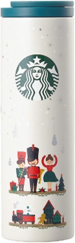 Starbucks Korea SS Troy Nutcracker Tumbler 473ml 2018 Christmas Limited
