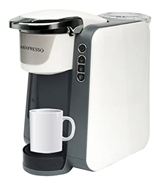 Amazon Single Cup Brewer K Cup patible By Mixpresso