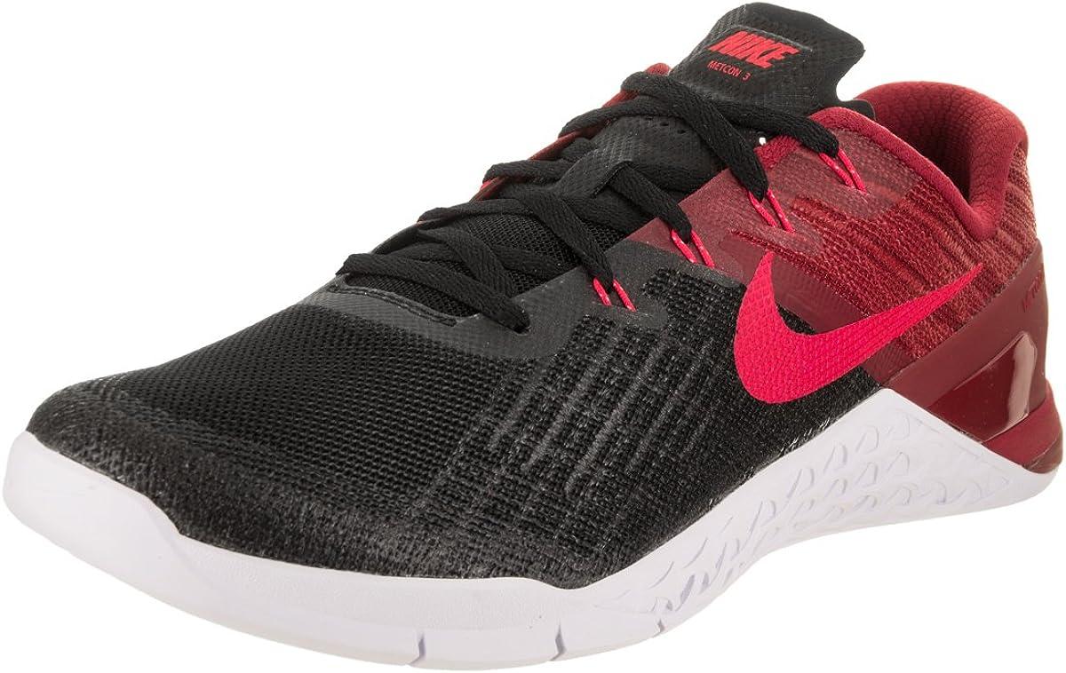 Nike Mens Metcon 3 Training Shoe Black