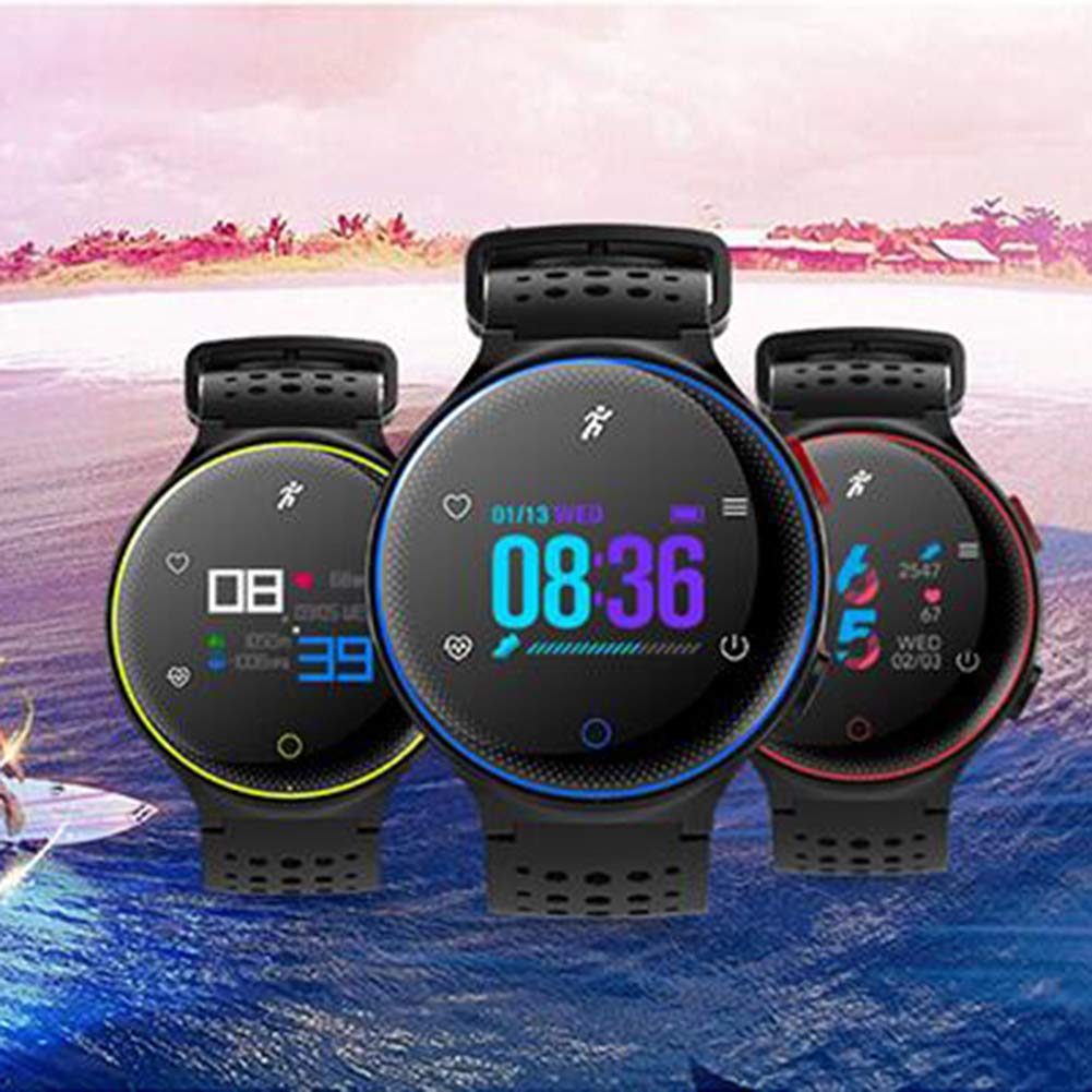 Studyset X2 Plus IP68 - Reloj Inteligente con Monitor de presión ...